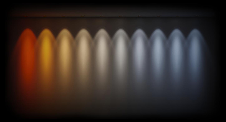 RGB-Downlights