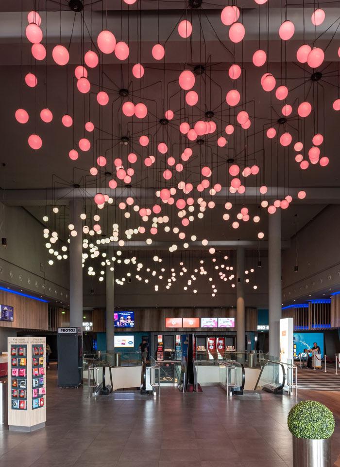 UCI Luxe Cineplex Potsdam - Interior
